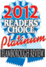 Omni 2012 Reader's Choice Award - Flamborough 