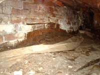 Cracks in foundation walls in Niagara Falls