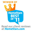 Omni 2011 Reader's Choice Award - Flamborough 