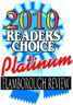 Omni 2010 Reader's Choice Award - Flamborough Review